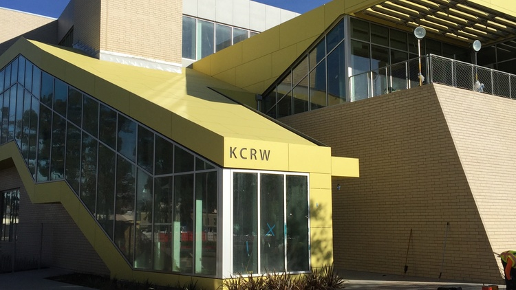 KCRW's schedule is changing to bring you more of the programming you depend on.