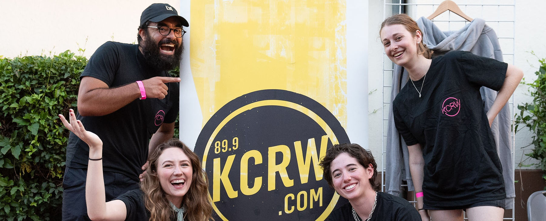 Volunteer at KCRW