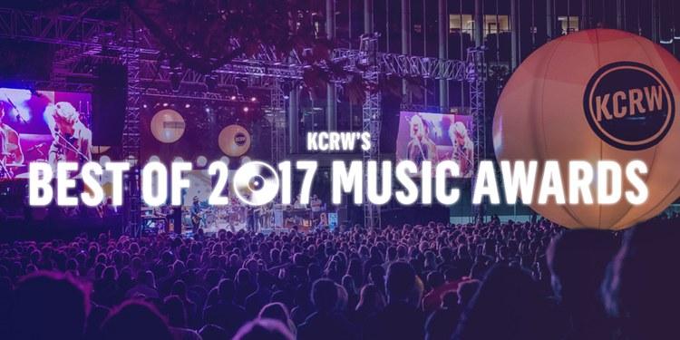 KCRW's Best of 2017 - DJ Lists