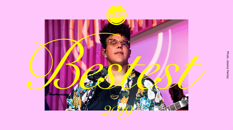 """KCRW's Annual """"Best Of"""" recommendations, recognizing great music albums of the year. See what innovated & inspired our DJs in 2019. More at KCRW.com."""