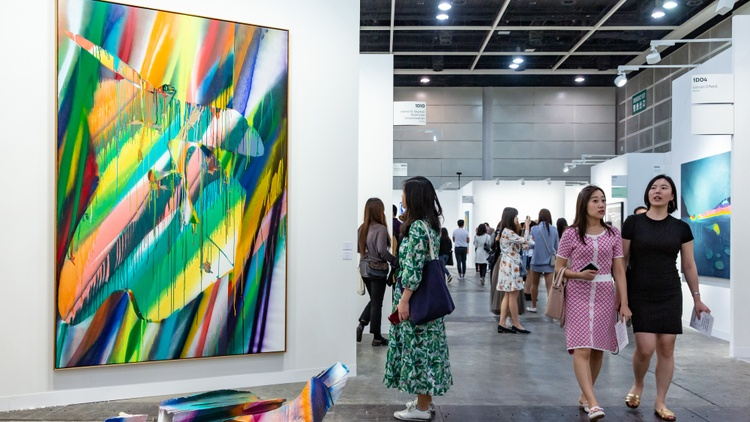 This week, a major art fair goes digital as widespread gallery closures affect our community.