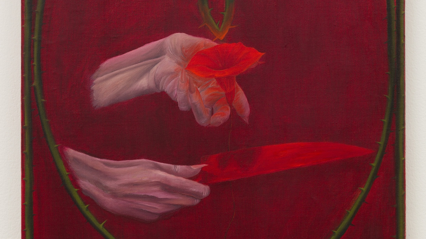 Chowdhury, Red Morning Glory, Red Knife (2019).
