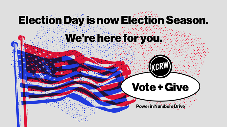 KCRW needs you. Count yourself in during our Power in Numbers Drive