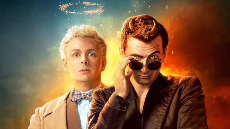 KCRW Partner Screening: Good Omens