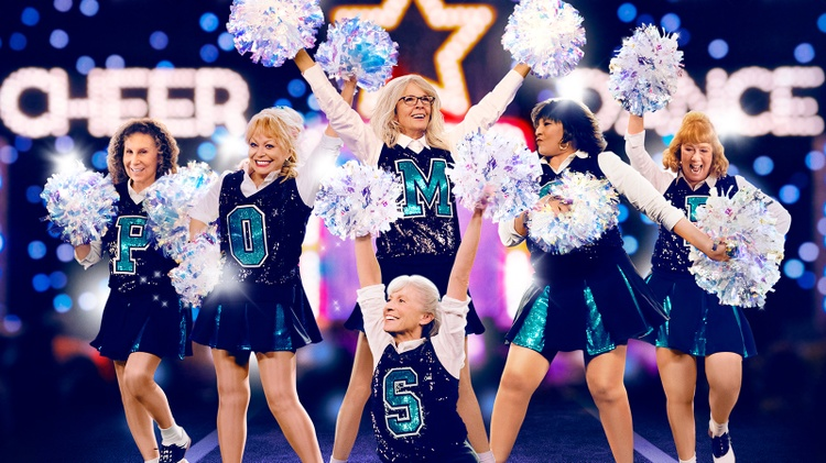 KCRW invites you to attend a free advance screening of Poms from STX Entertainment. We hope to see you there!