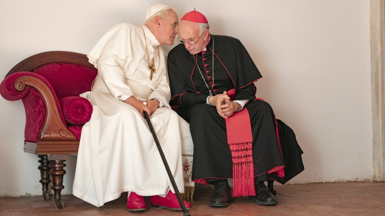KCRW invites you to an advance screening of The Two Popes from Netflix.