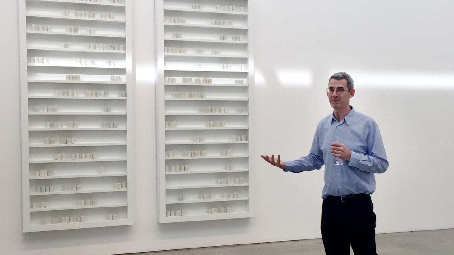 Edward Goldman lauds artist Edmund de Waal's multifaceted talents and charmingly humble eloquence.