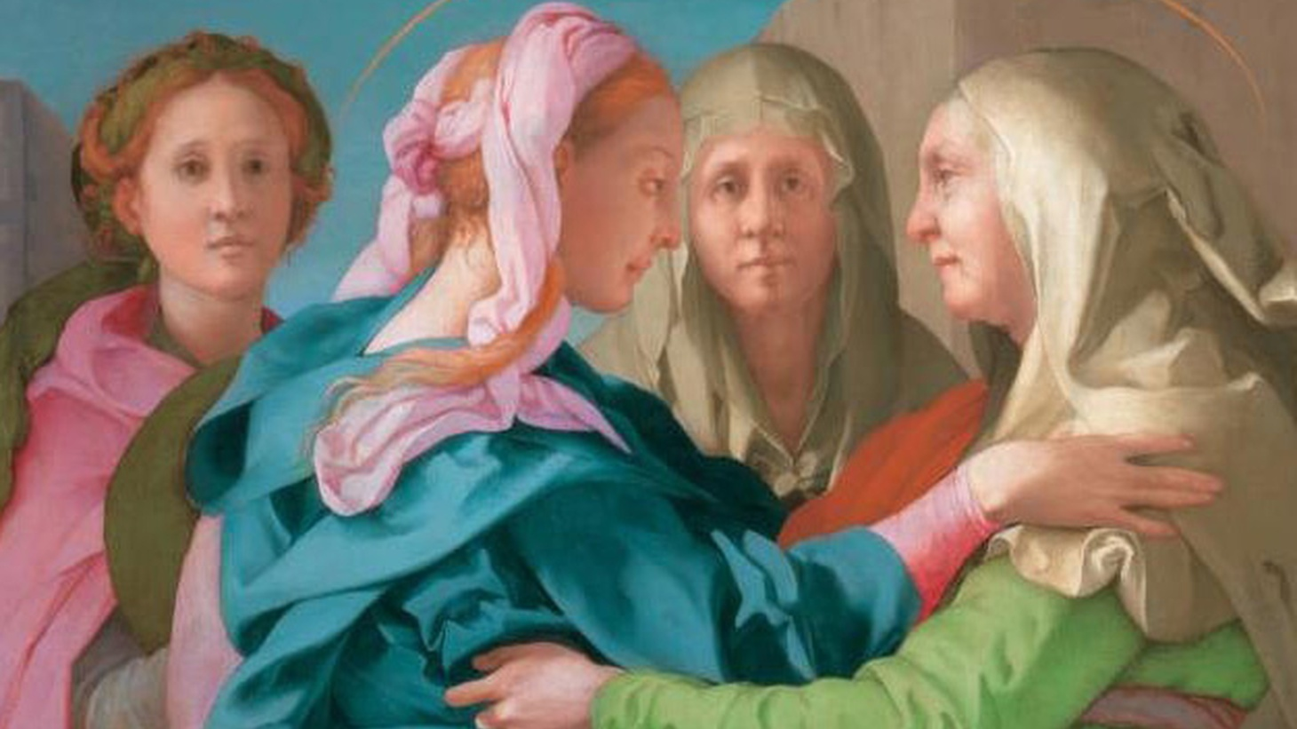 Edward Goldman talks about the great 16  th   century Italian painter Pontormo, on display at The Getty Museum as a rare example of centuries-old art that continues to visually and emotionally engage contemporary audiences.