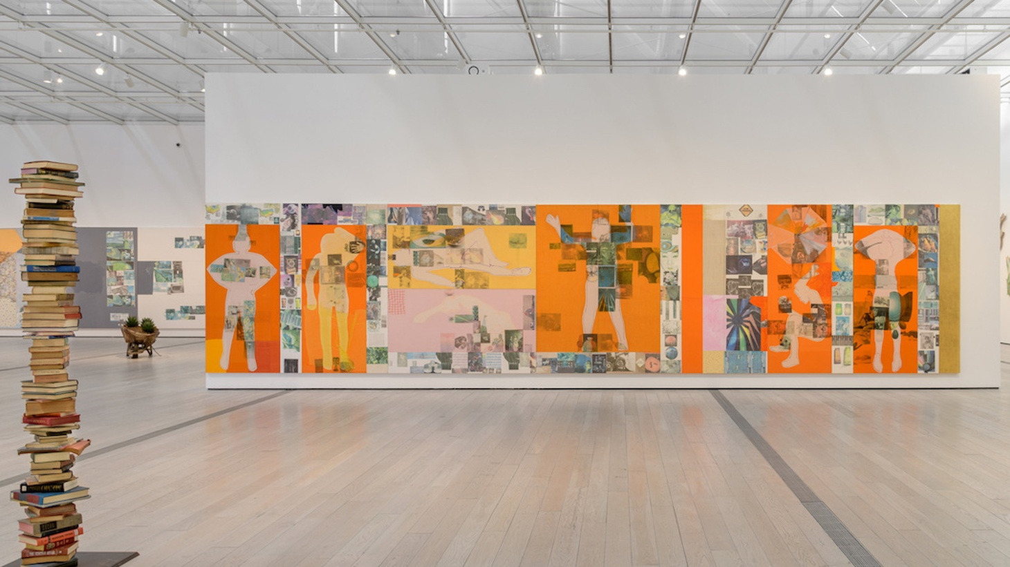Edward Goldman talks about the 1000-foot long masterpiece by Robert Rauschenberg at LACMA, and The Renaissance Nude at The Getty Museum.