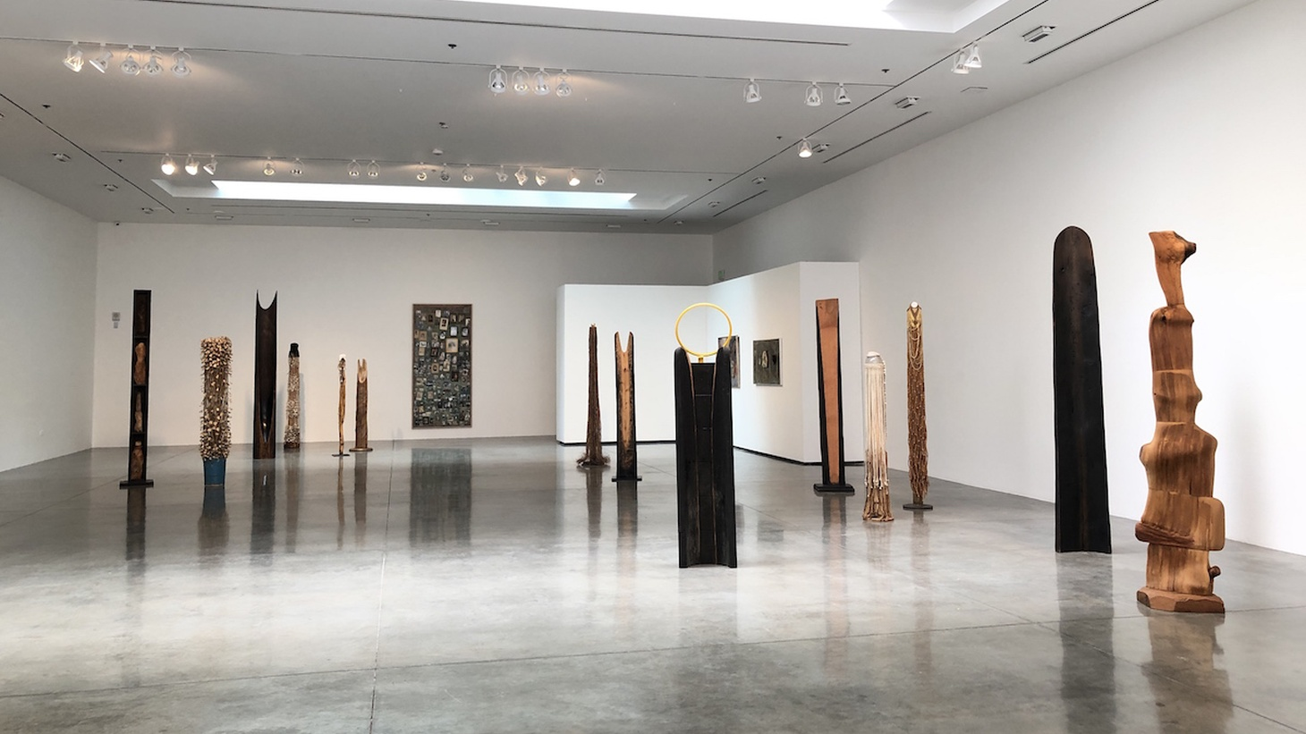 Edward Goldman talks about soul-searching exhibitions by two Los Angeles artists, Don Bachardy and Kenzi Shiokava.