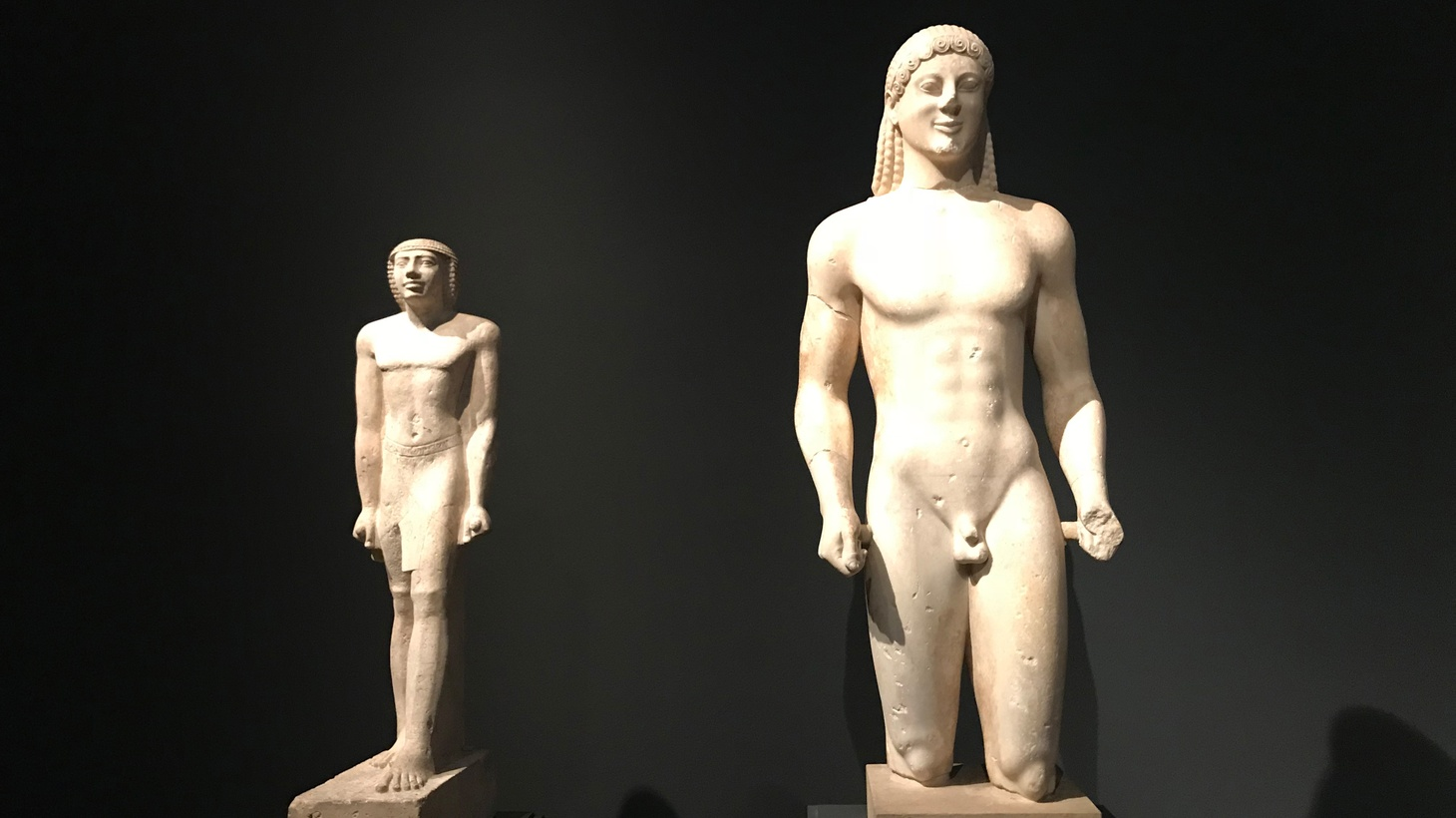 Hunter Drohojowska-Philp learns about surprising connections between the art of Egypt, Greece and Rome