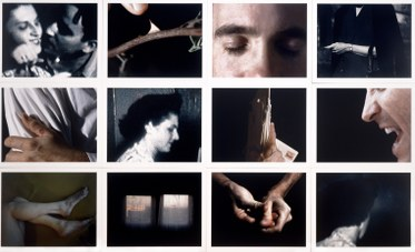 Eileen Cowin, I'll Give You Something to Cry About, 1998. Digital Light Prints, 76 x 120 inches. Courtesy of the Artist