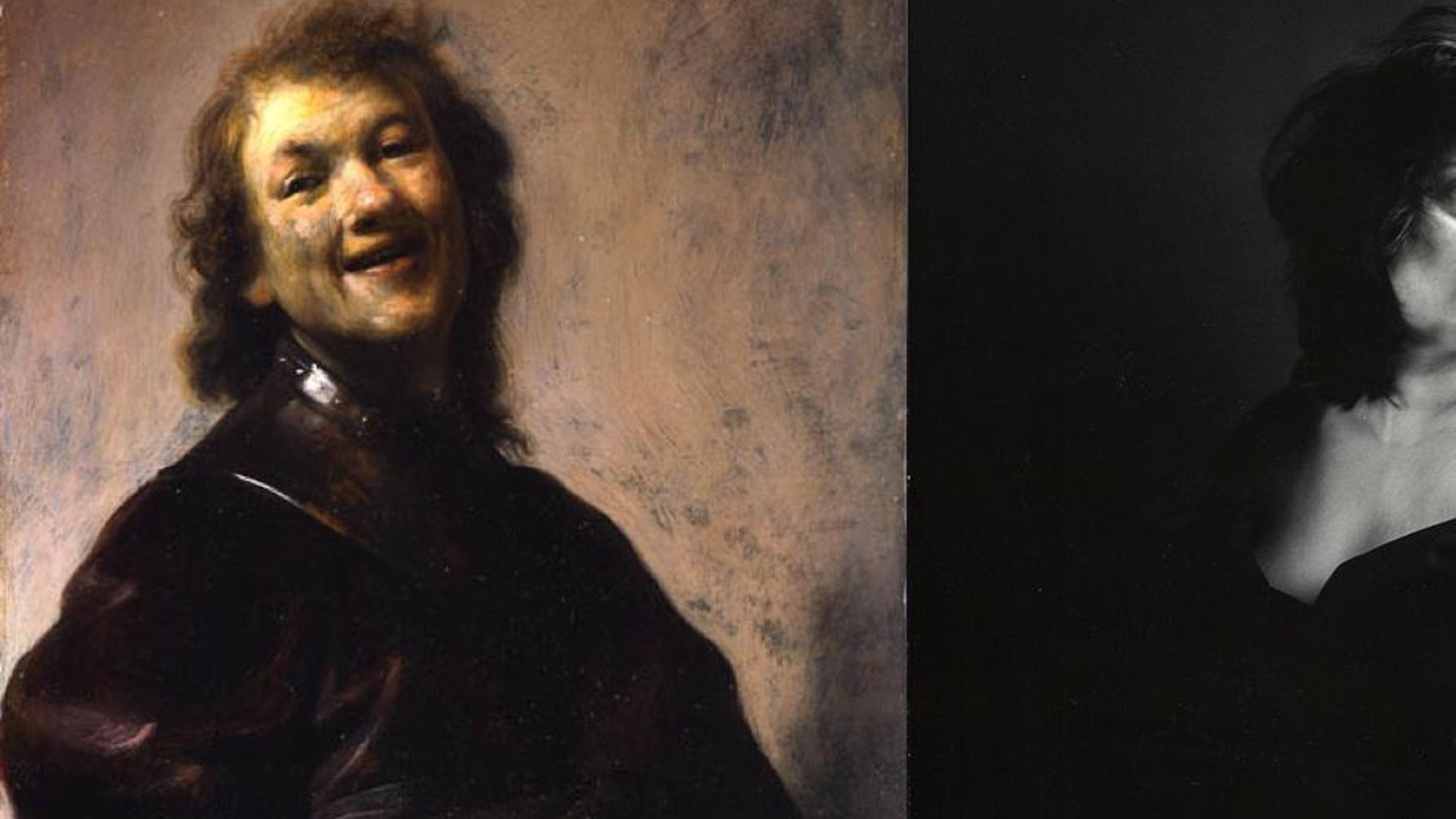 Edward Goldman discusses the portraits of powerful Rembrandt and Richard Avedon.