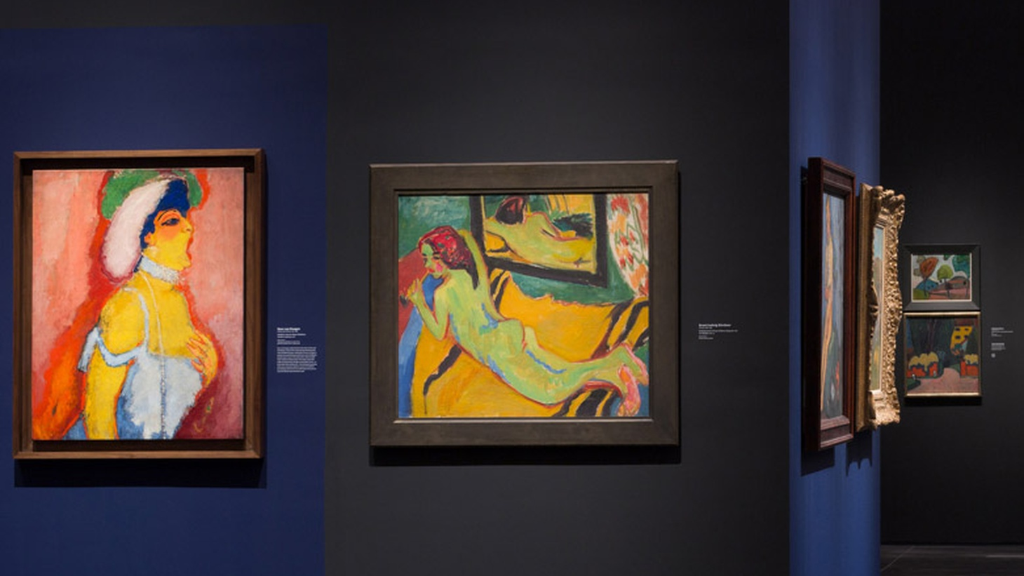 Edward Goldman praises the dangerous beauties on view at the current Expressionist exhibition at LACMA.