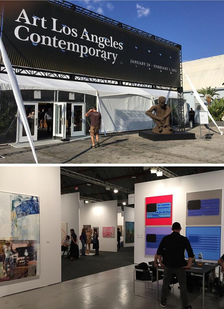 Art Los Angeles Contemporary, 2015
