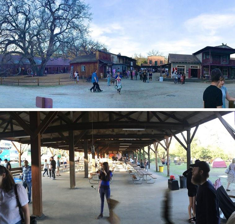 Paramount Ranch Art Fair, 2015