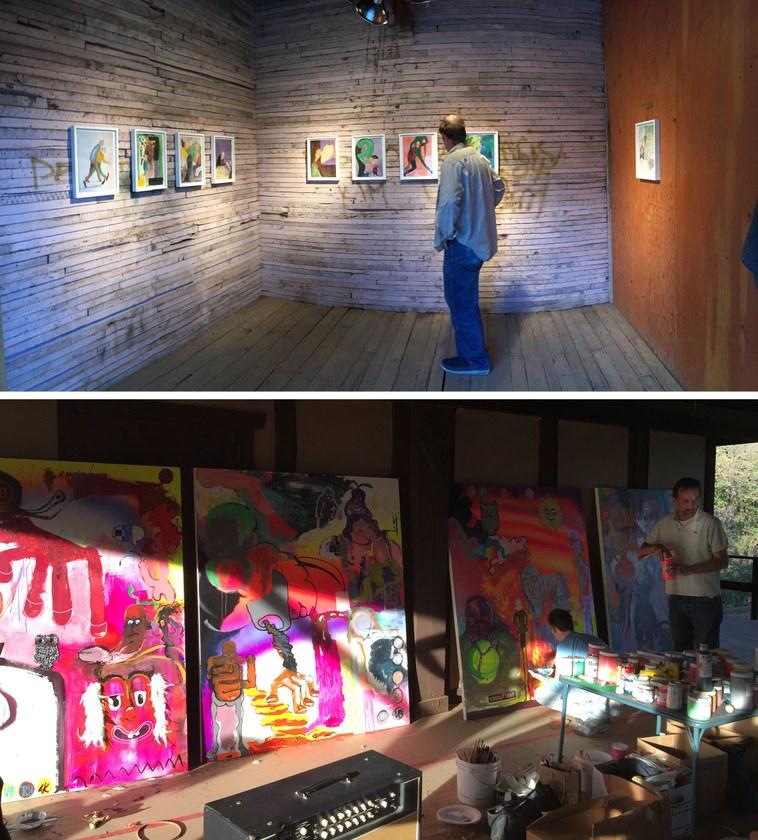 Paramount Ranch Art Fair, 2015 3