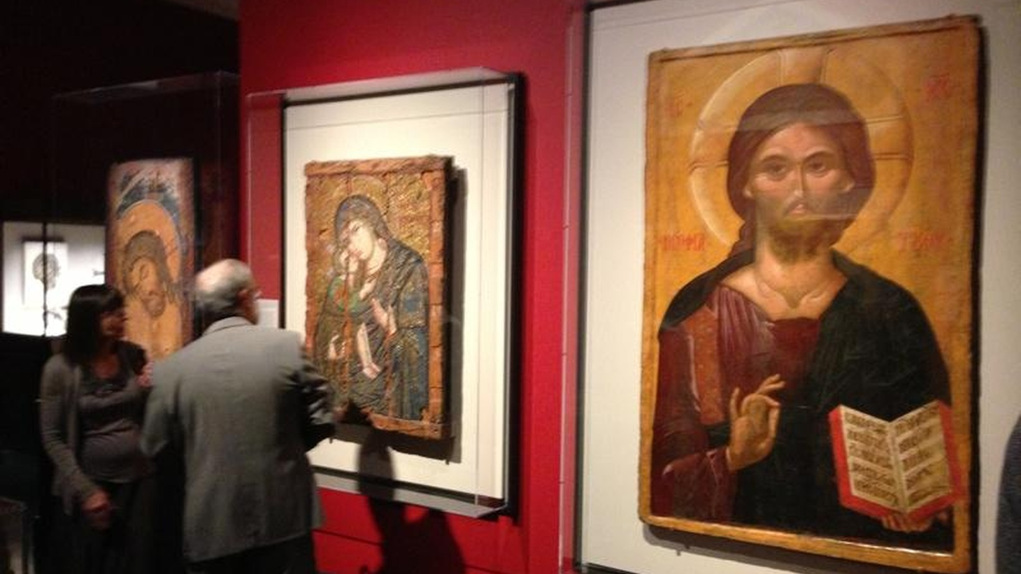 "Edward Goldman reminisces on Russia's religious roots after visiting the Getty Villa's current exhibition, ""Heaven & Earth: Art of Byzantium."""