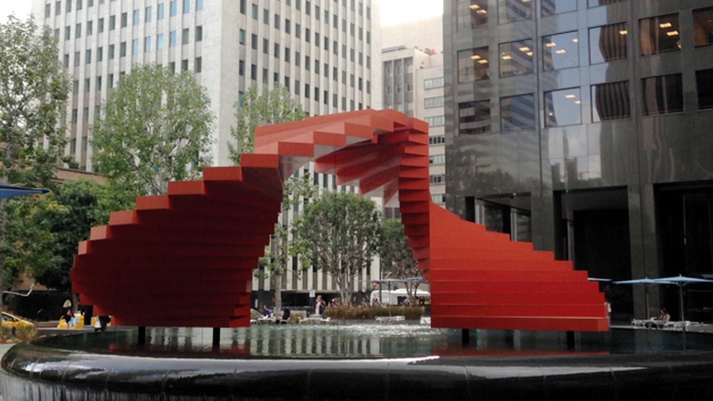Edward Goldman recommends public art gems hidden in plain sight in the heart of Downtown LA.