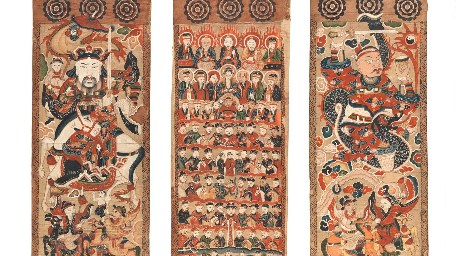 Hunter Drohojowska-Philp talks about Daoist and contemporary art at the Fowler.