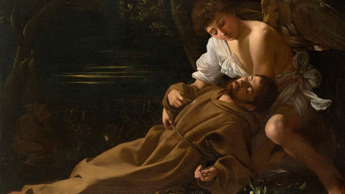 Edward Goldman recommends visiting the exceptional Caravaggio and Giotto exhibitions currently at LACMA and the Getty.
