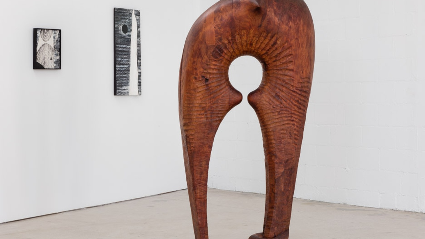 Hunter Drohojowska-Philp talks about sculptures and paintings both old and new.