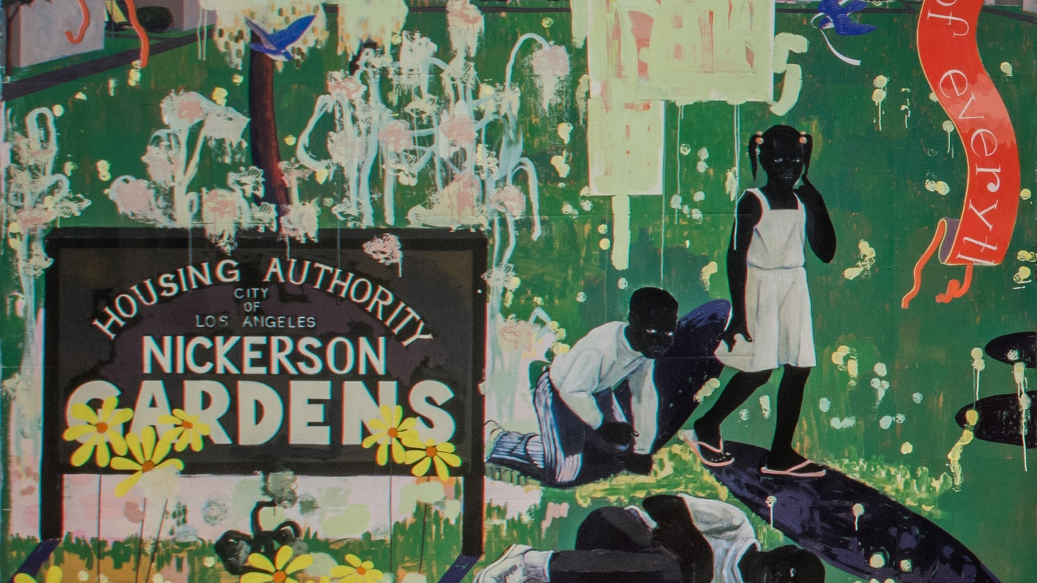 Hunter Drohojowska-Philp welcomes the retrospective of the black artist who got his start in LA.