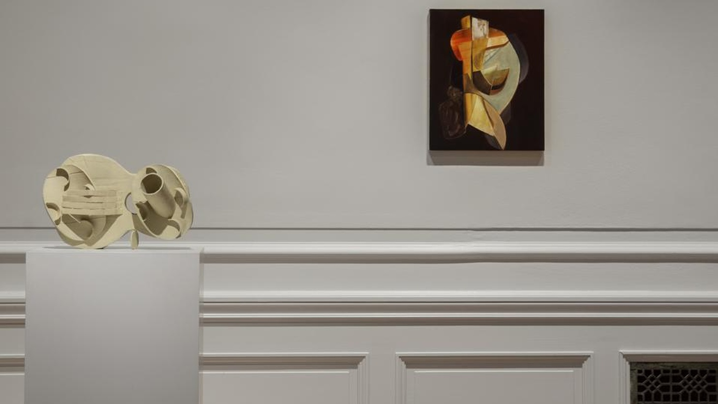 Hunter Drohojowska-Philp is impressed by the contemporary art on display in the 19th century mansion of the Huntingtons