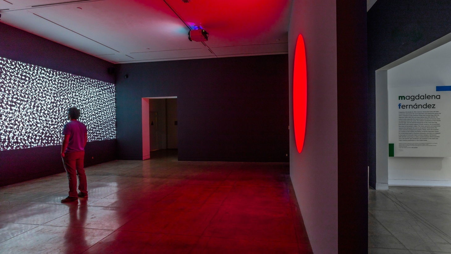Hunter Drohojowska-Philp talks about the Venezuelan's installation at MOCA PDC and the veteran light and space artist at Kayne Griffin Corcoran.