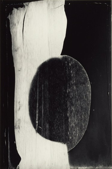 Burned Mirror, Rochester, negative June 1959; print 1960