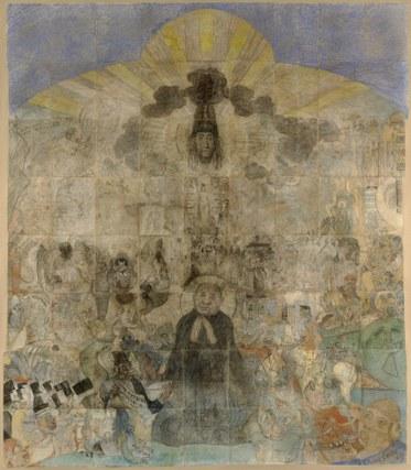 The Temptation of Saint Anthony, 1887