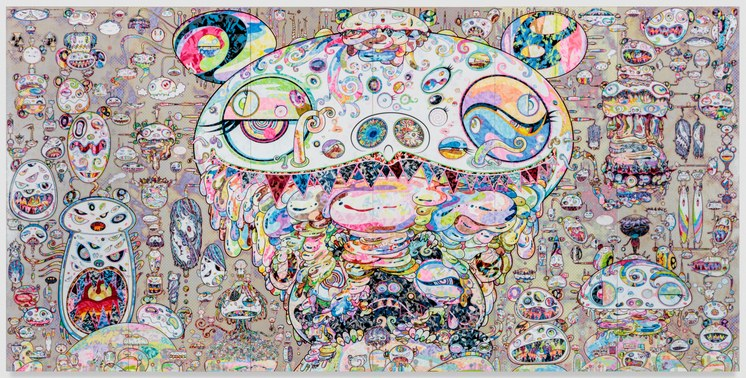 Murakami At Gagosian Art Talk podcast