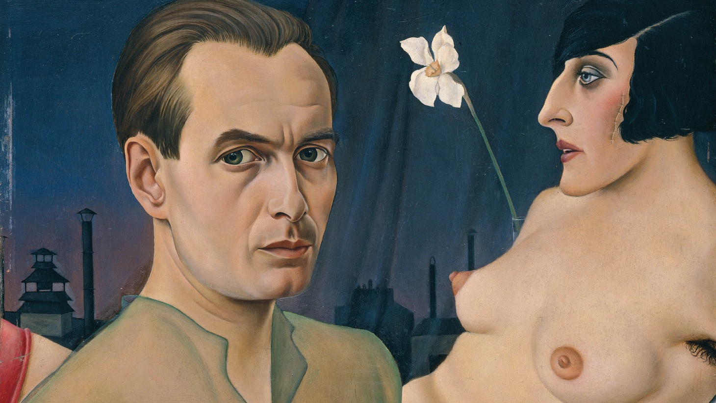 Hunter Drohojowska-Philp talks about the very strange art made in Weimar Germany.