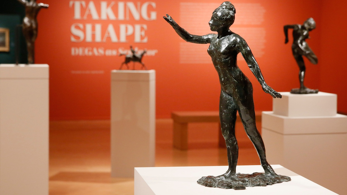 Edward Goldman talks about celebrating the holidays with three museum exhibitions across town.