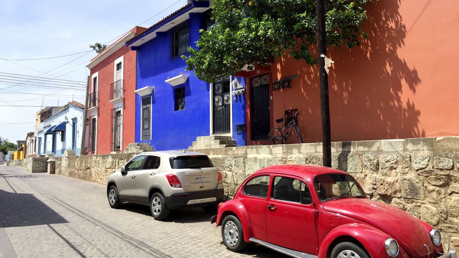 Edward Goldman praises the varied and sophisticated art scene in Oaxaca, Mexico.
