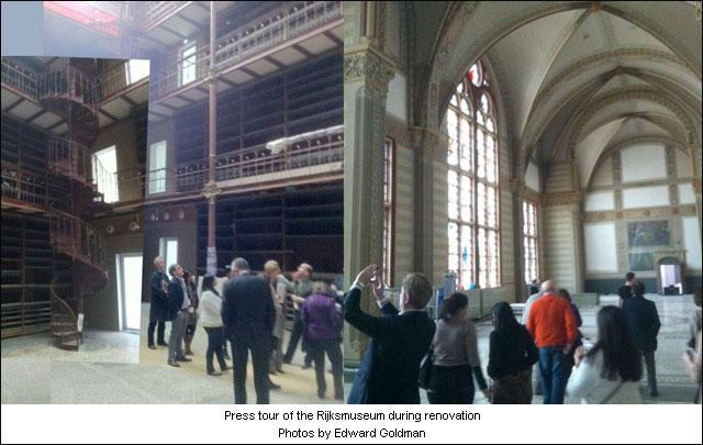 Plunging into Amsterdam's Art World   Art Talk   KCRW
