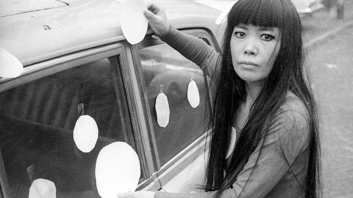 Edward Goldman talks about an exhibition of photographs by Irving Penn at Fahey/Klein Gallery, and a new documentary about Yayoi Kusama.