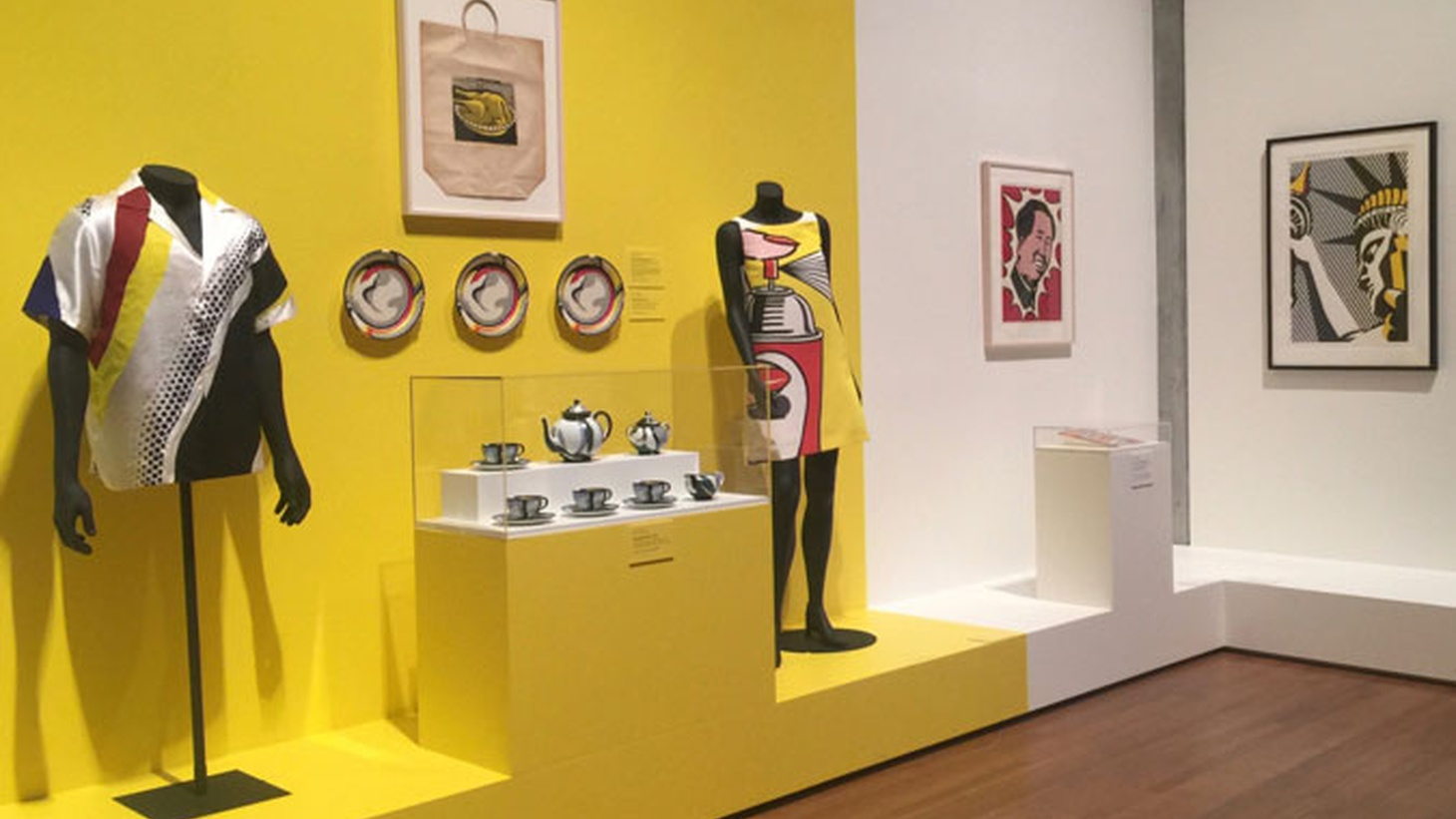 Edward Goldman talks about the crowd-pleasing exhibition of artworks by Roy Lichtenstein at the Skirball Cultural Center.