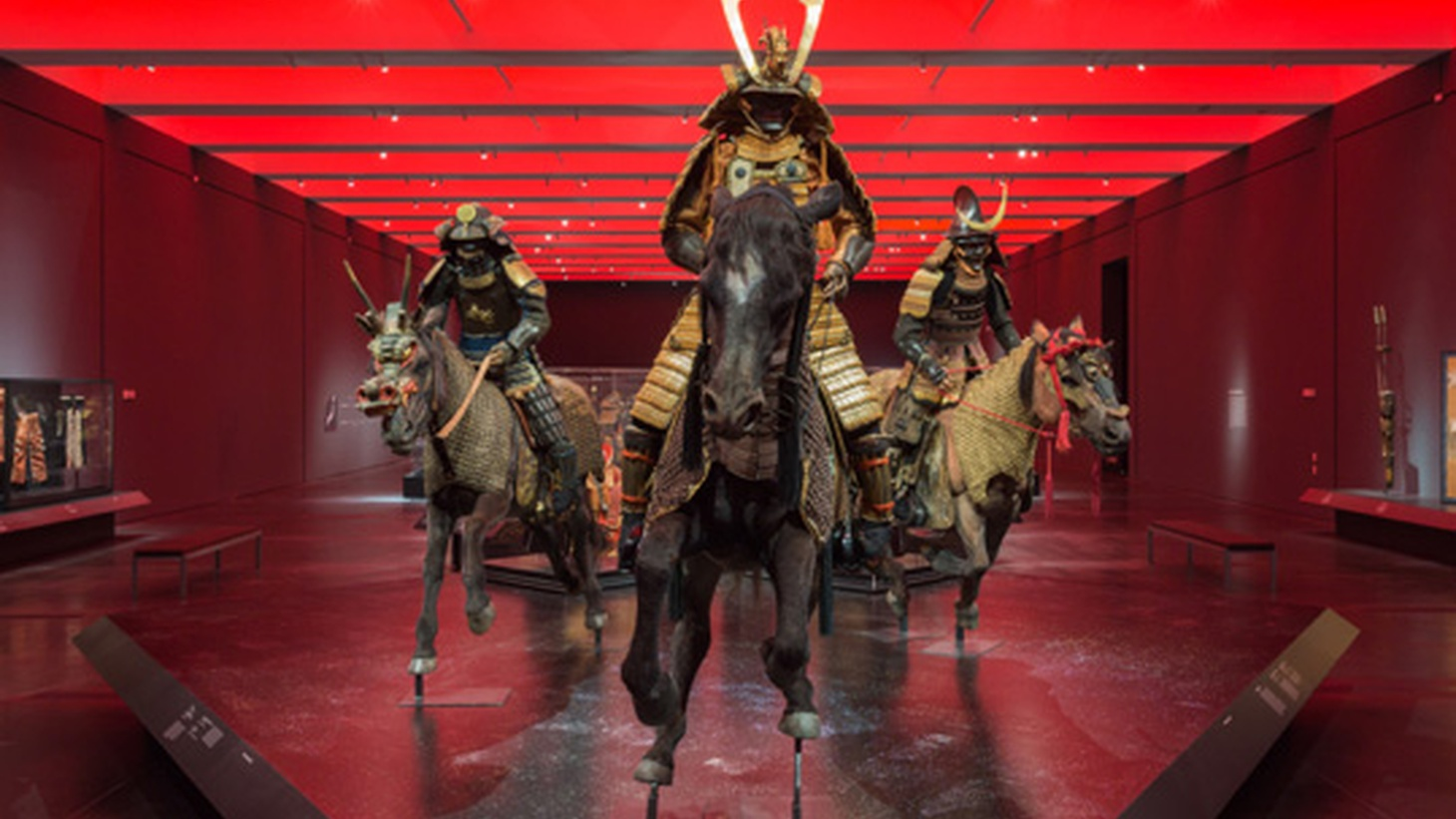 Edward Goldman is swept away by an invasion of Samurai and Jazz at LACMA.