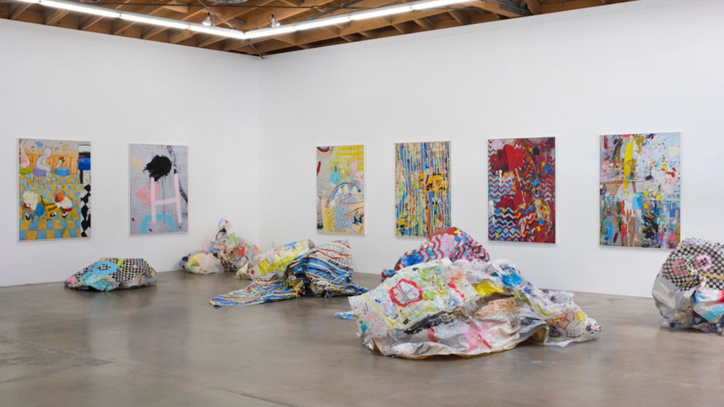 Edward Goldman suggests the best way to survive this crazy hot weather is to deal with crazy cool art.