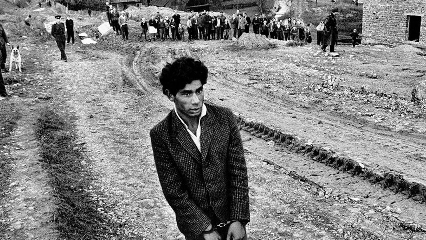 Edward Goldman urges listeners to visit the current Josef Koudelka exhibition at the Getty to see Koudelka's enchantingly, hauntingly melancholic black and white images.