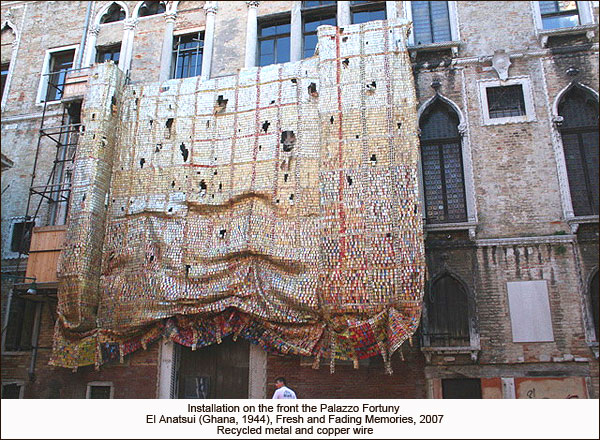 The Art Of El Anatsui And The Critic S Comeuppance Art