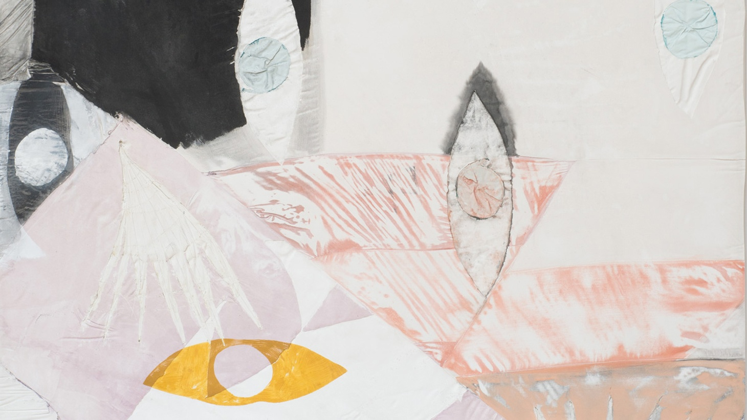 Hunter Drohojowska-Philp likes the quilt-based paintings of Erin Morrison at Samuel Freeman Gallery and a show of sculpture by women at François Ghebaly Gallery.
