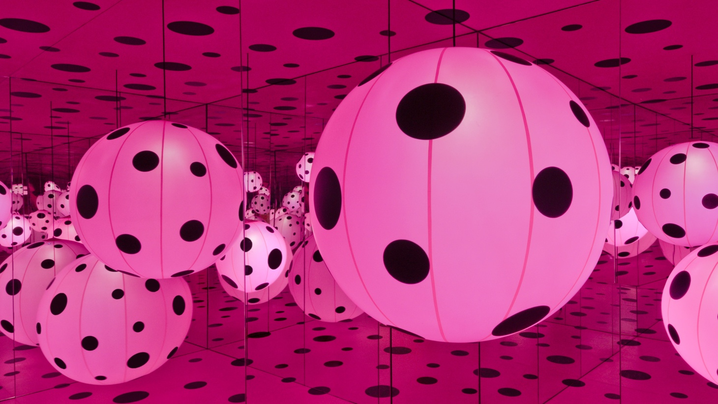 Hunter Drohojowska-Philp talks about Infinity Rooms at The Broad and the Halloween madness of Mexican wrestling with burlesque dancers.
