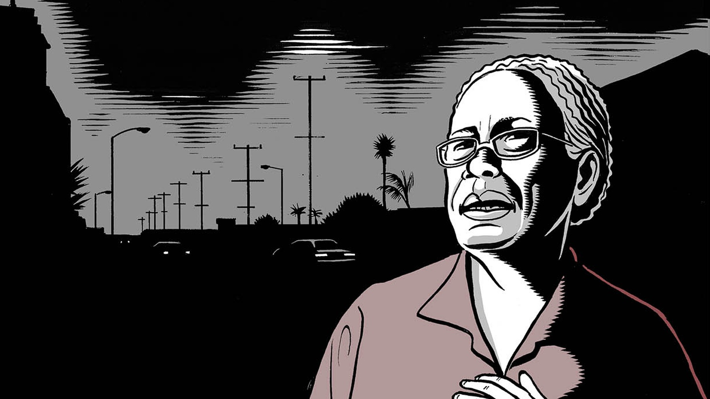 Lita Herron, a 69-year-old grandmother of six, witnessed repeated shootings in her community. But her fear turned to anger and then to action.