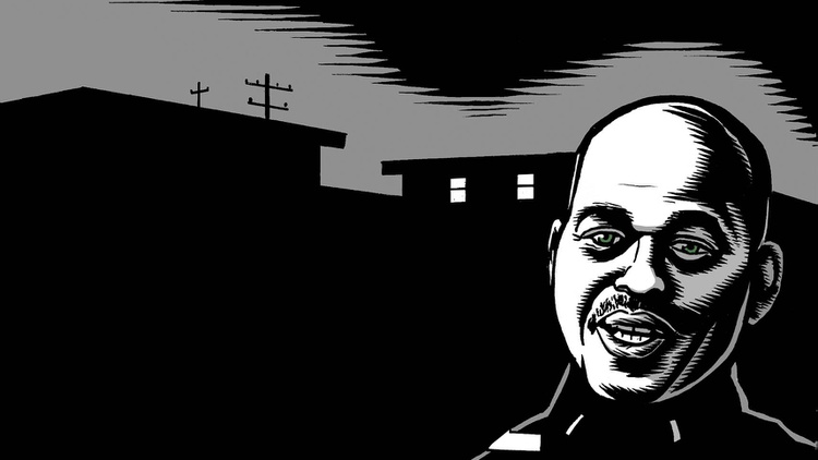 As a black kid growing up in South LA, Lt. Michael Carodine was regularly mistreated by police. But for Lt.