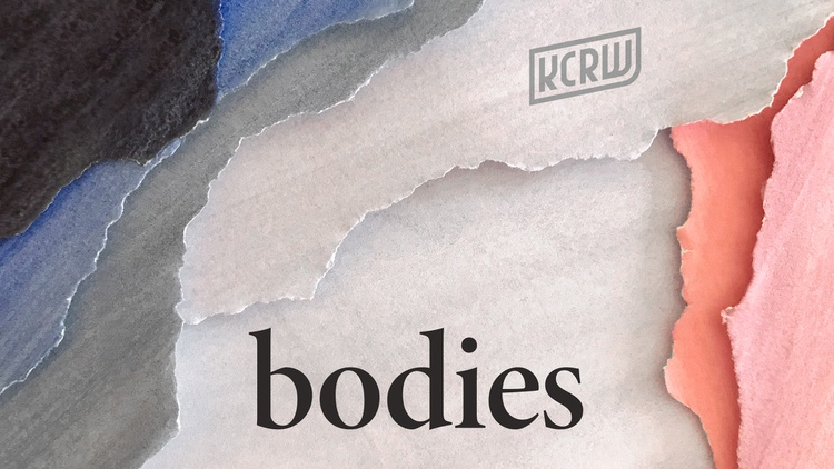"Host Allison Behringer plays the three finalists from the KCRW Radio Race ""Bodies Award."" She takes us behind the scenes and explains why she chose these short stories."