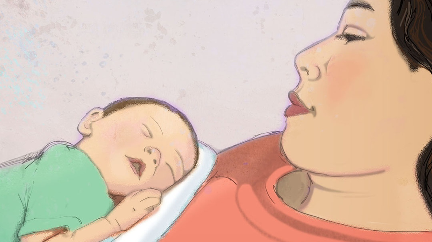 New parents have one job: keep the baby alive. But what happens when the baby won't eat?