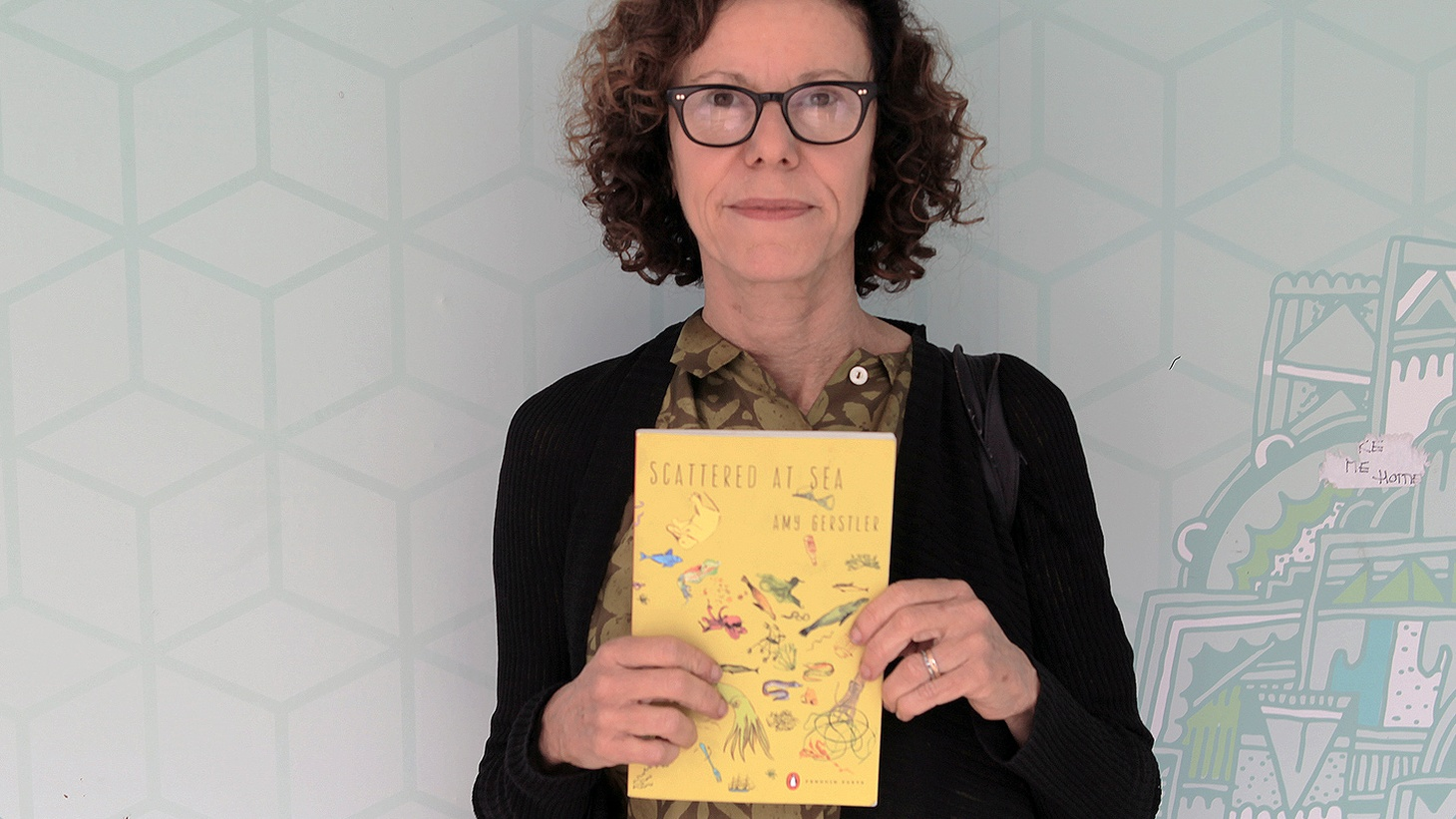 Amy Gerstler's new book of poems is an exploration of getting lost, the unknown, mortality and remembrance.