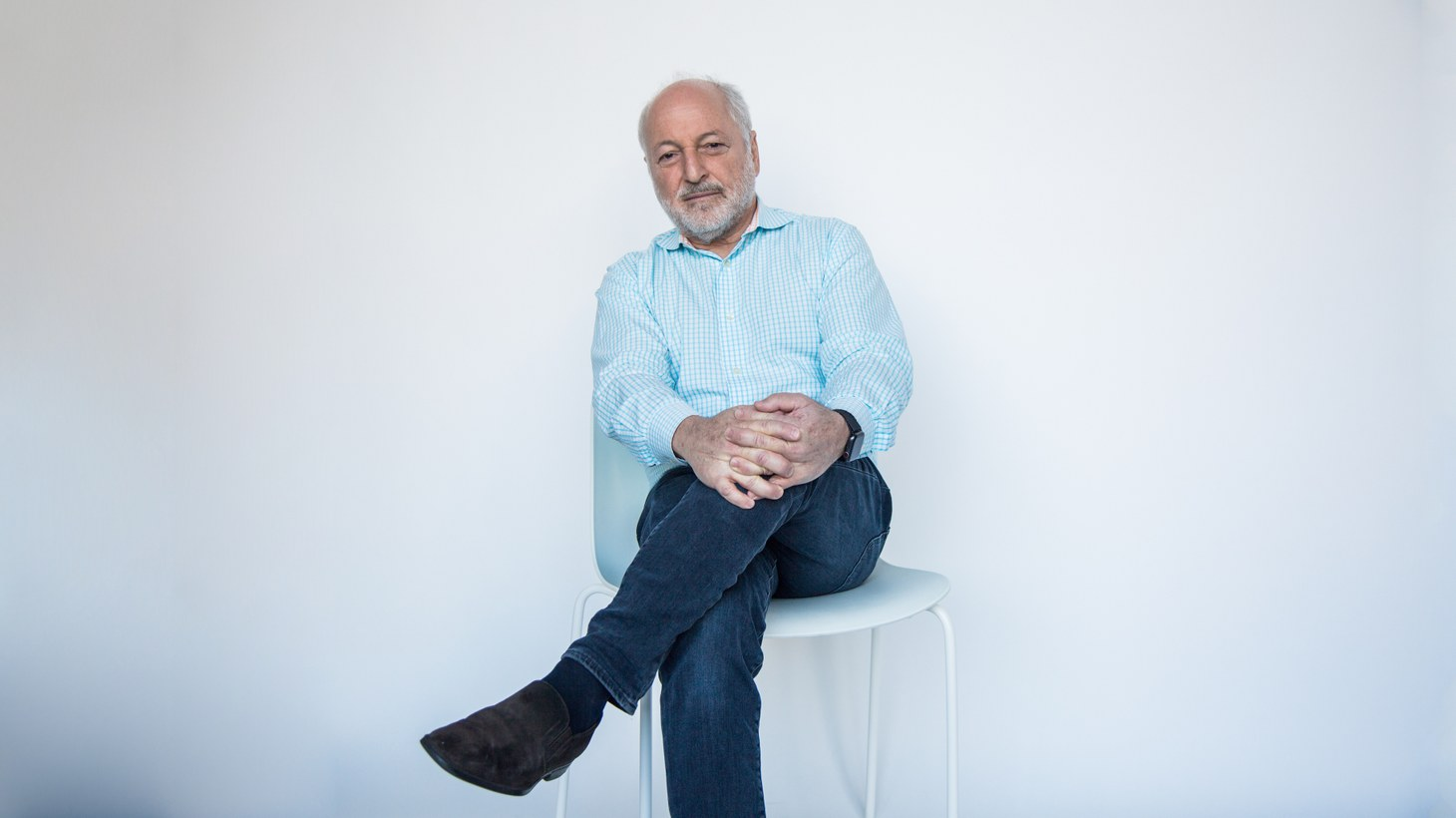 Author, André Aciman.